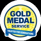 Gold Medal Service